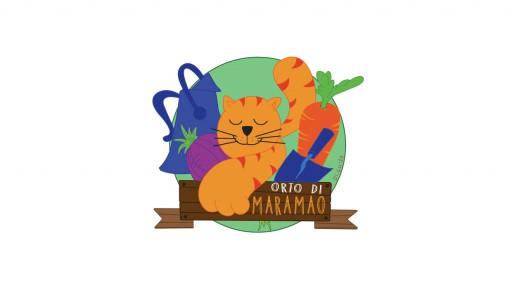 logo per orto di Maramao