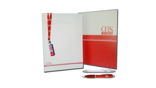 realizzazione brochure per CEIS Tor Vergata
